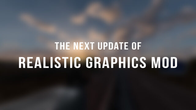 Read more about the article The Next Update of Realistic Graphics Mod